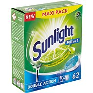 SUNLIGHT All in 1 (66 pcs) - Dishwasher Tablets