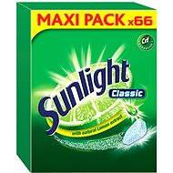 SUNLIGHT Classic 66 ks - Tablety do myčky