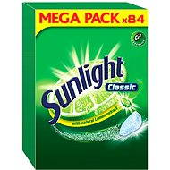 SUNLIGHT Classic (84 ks) - Tablety do myčky