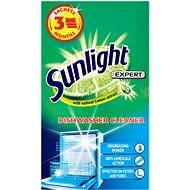 SUNLIGHT Čistič myčky 3 x 40 g - Čistič myčky