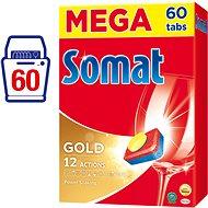 SOMAT Gold MEGA 60 ks - Tablety do myčky