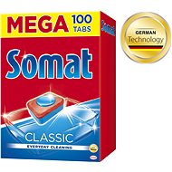 SOMAT Classic MEGA 100 ks - Tablety do myčky