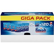 FINISH All in1 Max 120 pcs MEGABOX - Dishwasher Tablets