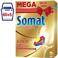 SOMAT Gold 60+6 ks - Tablety do myčky