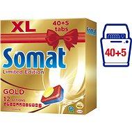 SOMAT Gold 40+5 ks - Tablety do myčky