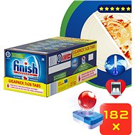 FINISH All in 1 182pcs GIGABOX - Dishwasher Tablets