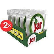 JAR Platinum All in 1 MEGABOX 2× 135 ks - Tablety do myčky