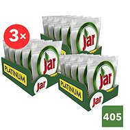 JAR Platinum All in 1 MEGABOX 405 ks - Tablety do myčky