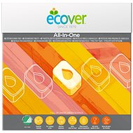 ECOVER All in One 65 pcs - Eco-friendly dishwasher tablets