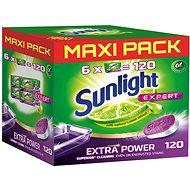 SUNLIGHT All in 1 EXPERT MEGA PACK 120 ks - Tablety do myčky