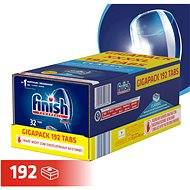 FINISH Classic Gigapack 192 pcs - Dishwasher Tablets