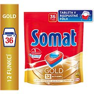 SOMAT Gold 36 ks - Tablety do myčky