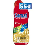 SOMAT Gold Grease Cutting 990 ml (55 dávek) - Gel do myčky
