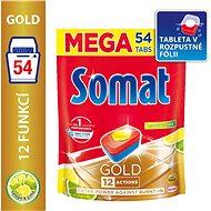 SOMAT Gold Lemon & Lime 54 ks - Tablety do myčky