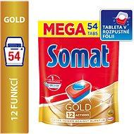 SOMAT Gold Tablety 54 ks - Tablety do myčky