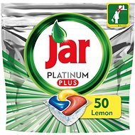 JAR Platinum Plus Yellow 50 pcs - Dishwasher Tablets