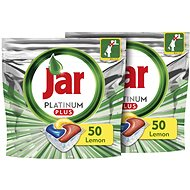 JAR Platinum Plus Yellow 100 ks - Tablety do myčky