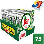 JAR Platinum Plus Yellow 75 pcs Megabox - Dishwasher Tablets