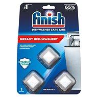 FINISH Kapsle na čištění myčky 3 ks - Čistič myčky