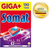 SOMAT All-in-1 130 pcs - Dishwasher Tablets