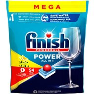 FINISH All in 1 Max Lemon 94 ks - Tablety do myčky