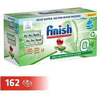 FINISH Green 0% 162 ks - Tablety do myčky