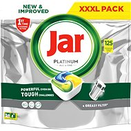 JAR Platinum Lemon XXL 125 ks - Tablety do myčky