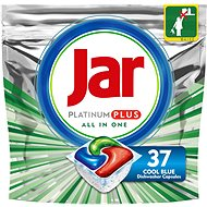JAR Platinum Plus Quickwash 37 ks  - Tablety do myčky
