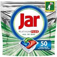 JAR Platinum Plus Quickwash Action 50 ks - Tablety do myčky