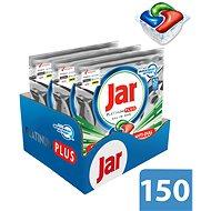 JAR Platinum Plus Quickwash Action 3×50 ks - Tablety do myčky