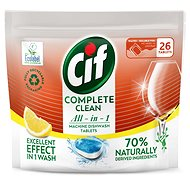 CIF All in 1 Lemon 70% Naturally 26 pcs