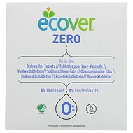 ECOVER All-in-One Zero 25 pcs - Eco-Friendly Dishwasher Tablets