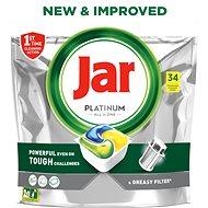 JAR Platinum Lemon 34 ks - Tablety do myčky