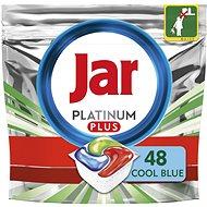 JAR Platinum Plus Cool Blue 48 ks - Tablety do myčky
