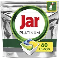 JAR Platinum Lemon 60 ks - Tablety do myčky