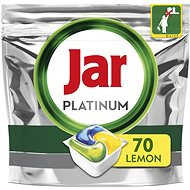 JAR Platinum Lemon 70 ks - Tablety do myčky