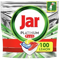 JAR Platinum Plus Lemon 100 pcs - Dishwasher Tablets