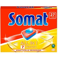 SOMAT Tabs All in 1  27 ks - Tablety do myčky