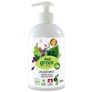 REAL Green Clean 500 g - Eko prostředek na nádobí