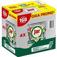 JAR Platinum All in One Lemon 168 pcs - Dishwasher Tablets