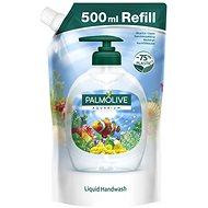 PALMOLIVE Naturals Aquarium & Florals - náhr. náplň 500 ml - Tekuté mýdlo