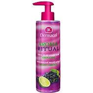 DERMACOL Aroma Ritual Grape & Lime Stress Relief Liquid Soap 250 ml - Tekuté mýdlo