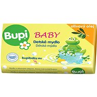 BUPI Baby Children's soap with olive oil 100g - Bar soap