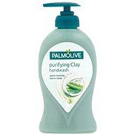 PALMOLIVE Purifying Clay Aloe Vera Hand Soap 250 ml - Tekuté mýdlo