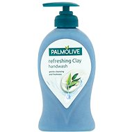 PALMOLIVE Refreshing Clay Eucalyptus Hand Soap 250 ml - Tekuté mýdlo