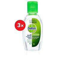 DETTOL Antibacterial hand gel 50 ml 2 + 1