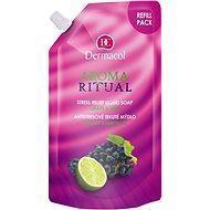 DERMACOL Aroma Ritual Grape & Lime Stress Relief Liquid Soap 500 ml