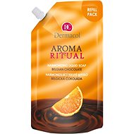 DERMACOL Aroma Ritual Belgian Chocolate Harmonizing Liquid Soap 500 ml - Tekuté mýdlo