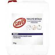 SAVO Liquid soap 5 kg - Liquid Soap