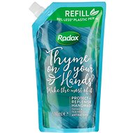 RADOX Anti-Bacterial Feel Hygienic & Replenishing Hand Wash Refill 500 ml - Tekuté mýdlo